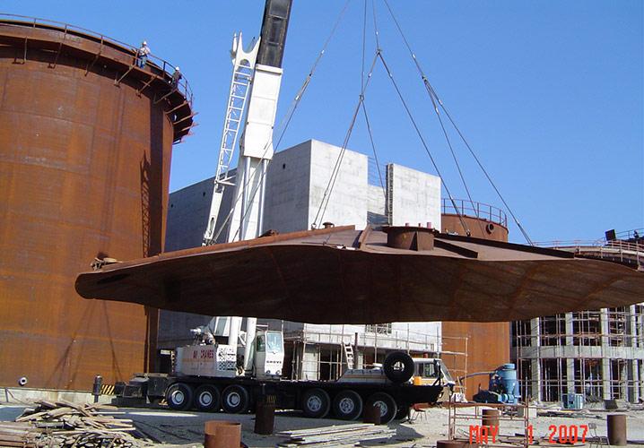 2007 Agan Tanks