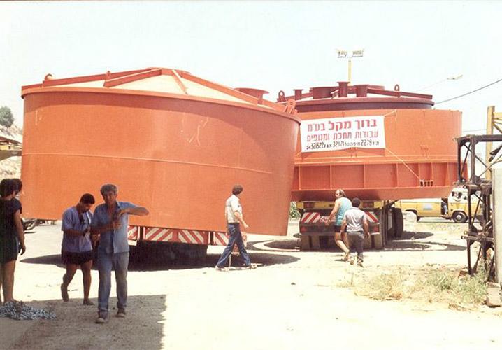 Tishlovet Arad Tanks